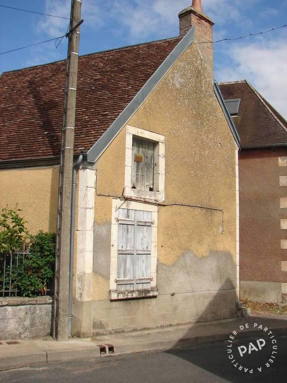 Vente maison studio Saint-Satur (18300)