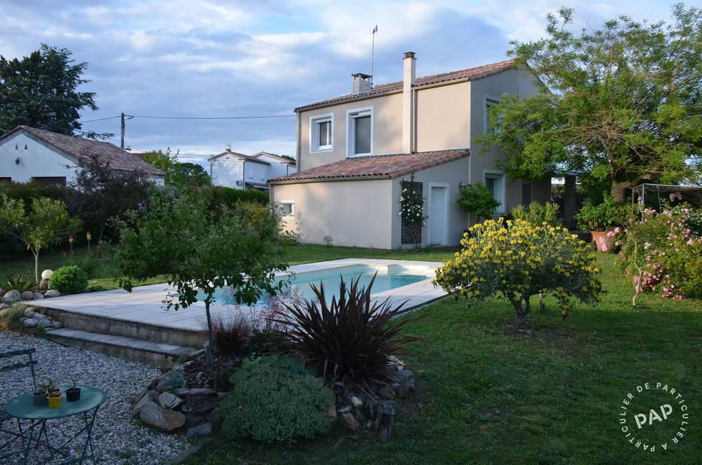 Vente Maison Saint-Martin-De-Valgalgues (30520) 130m² 285.000€