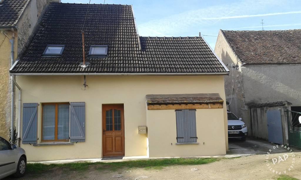 Vente Maison Villeneuve-La-Guyard (89340) 130m² 170.000€