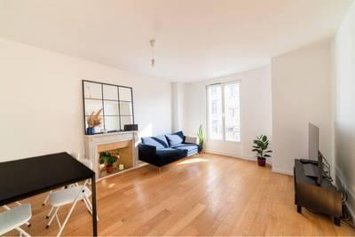Vente appartement 3pièces 75m² Courbevoie (92400) - 555.000€