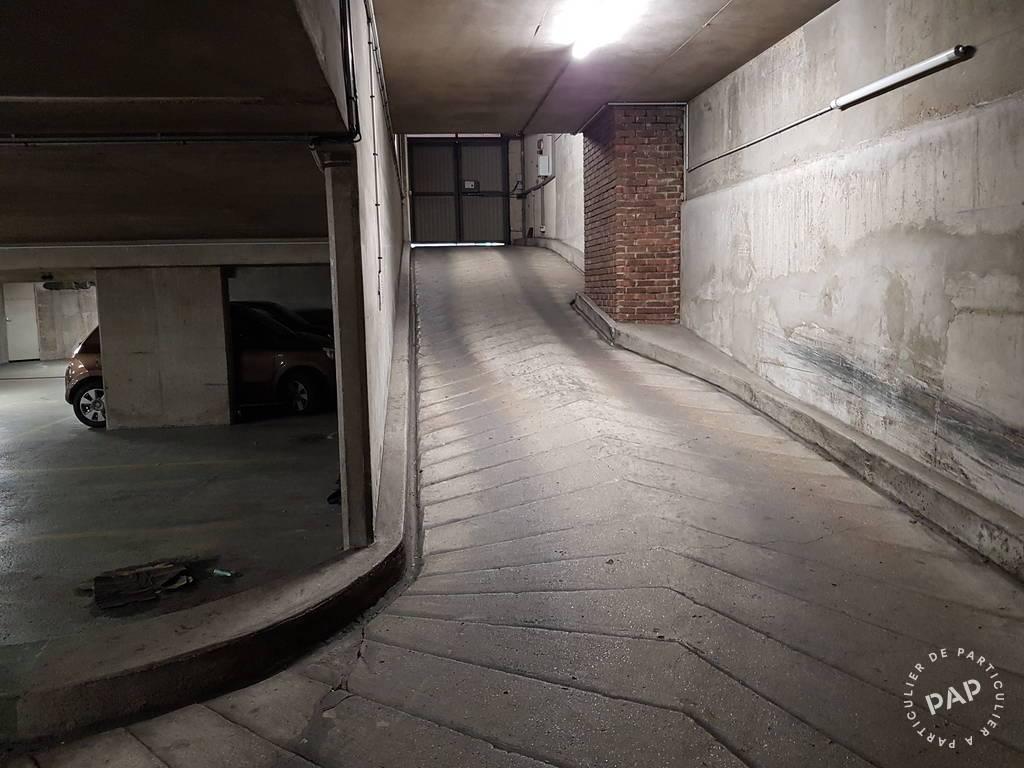 Location Garage, parking Paris 17E (75017)  190€