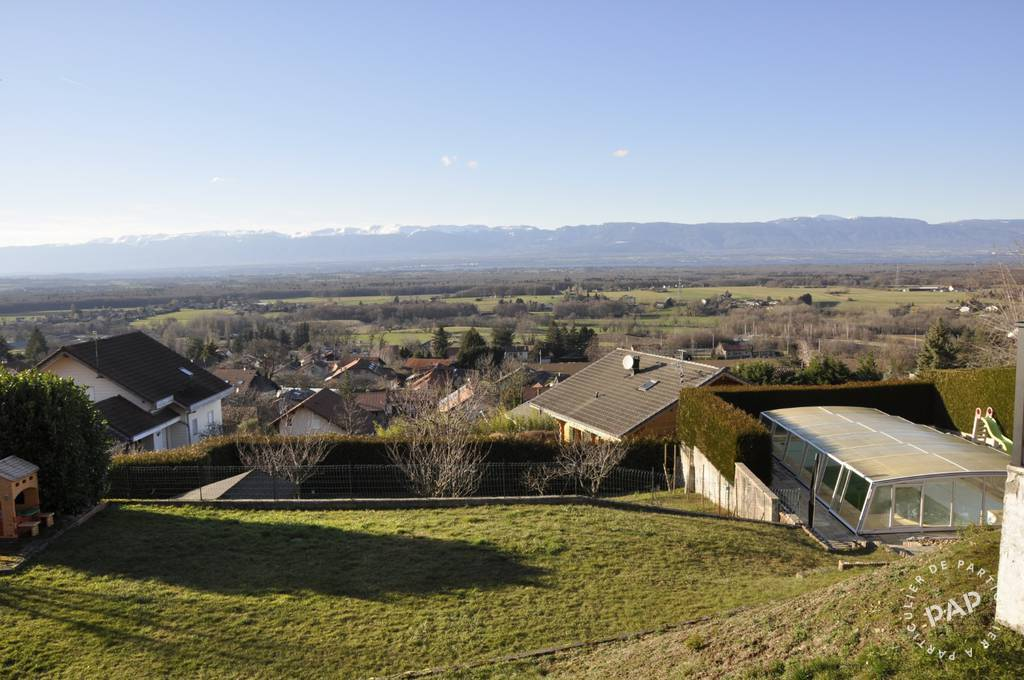 Vente Maison Saint-Cergues (74140) 240m² 670.000€