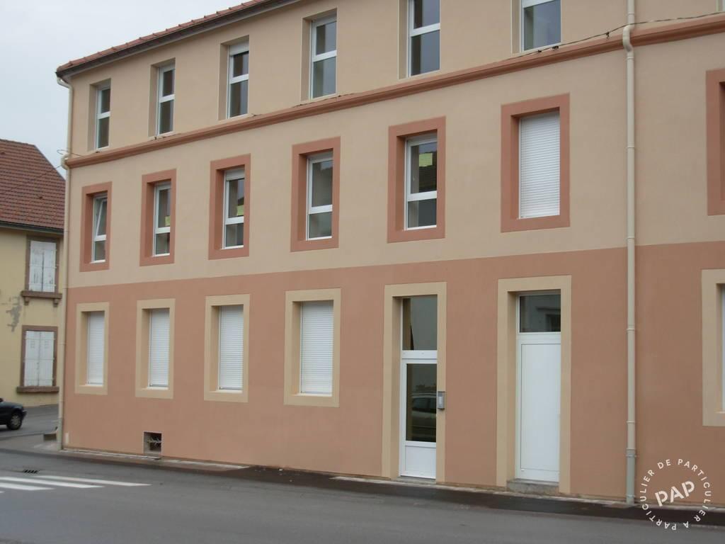 Vente appartement 3 pièces Éloyes (88510)