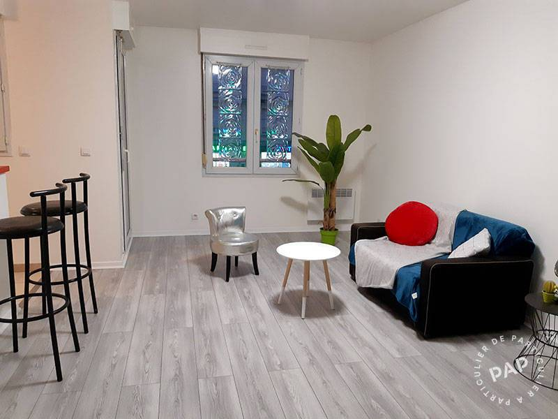 Vente Appartement Vaujours (93410) 30m² 135.000€