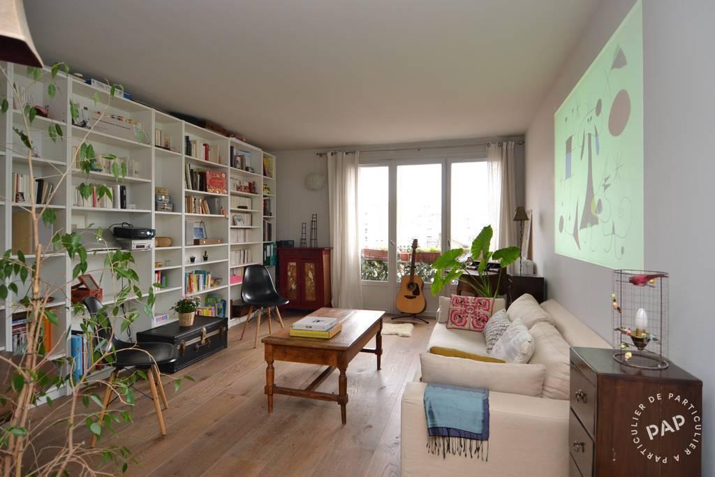 Vente Appartement Paris 18E (75018) 64m² 600.000€