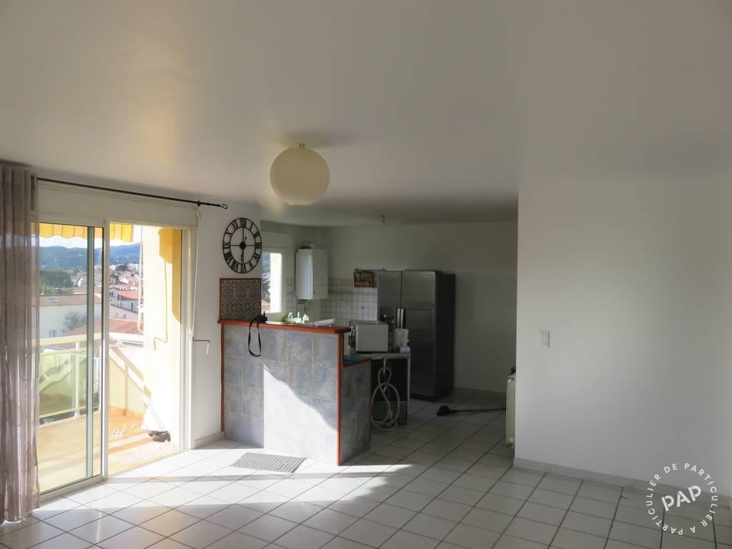 Vente Appartement Alès (30100) 74m² 134.000€