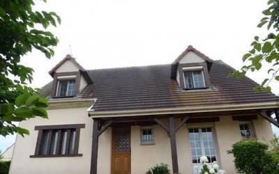 Vente maison 155m² Gasville-Oisème (28300) - 270.000€
