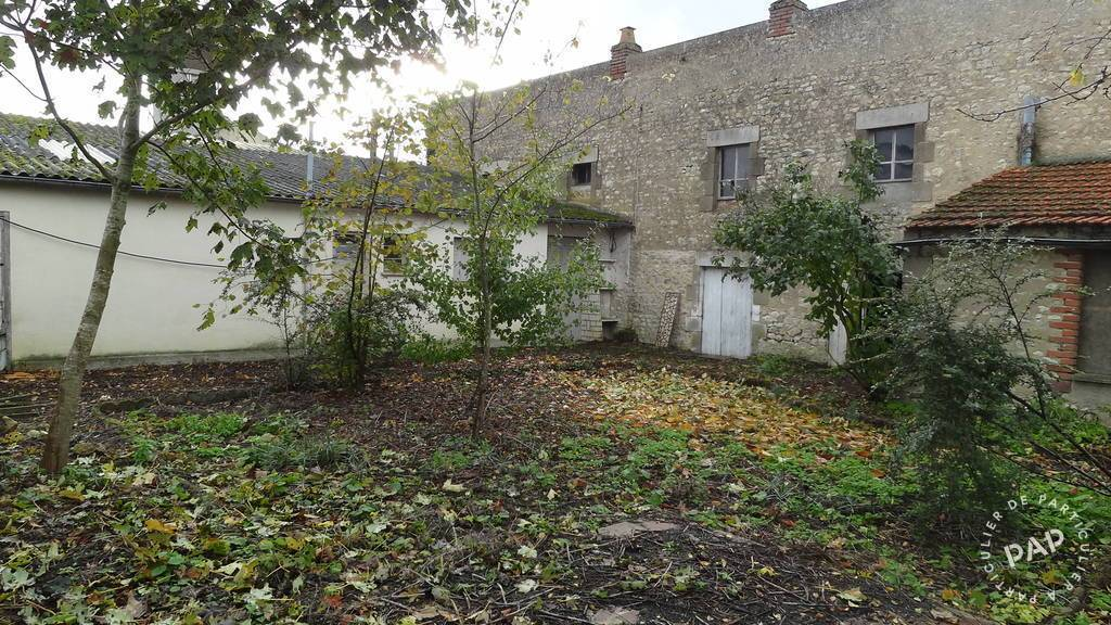 Vente Maison Courcelles (45300)