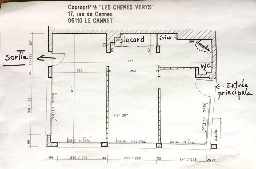 Vente et location Bureaux, local professionnel Le Cannet