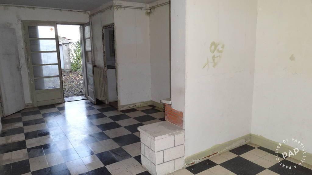 Vente immobilier 62.000€ Courcelles (45300)