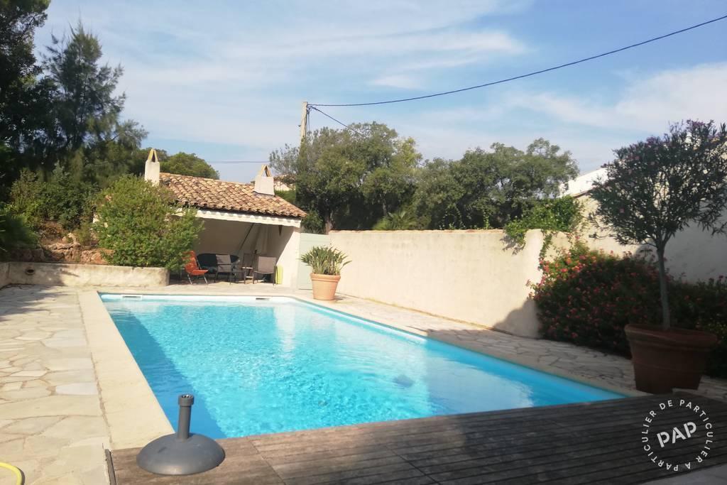 Vente immobilier 850.000€ - Vue Mer - Saint Aygulf / Fréjus