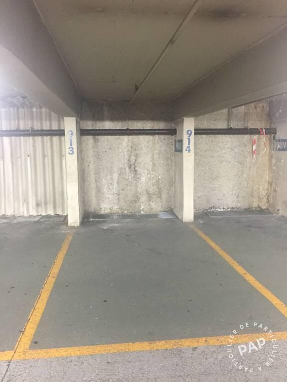 Garage, parking Paris 9E (75009) 25.000€