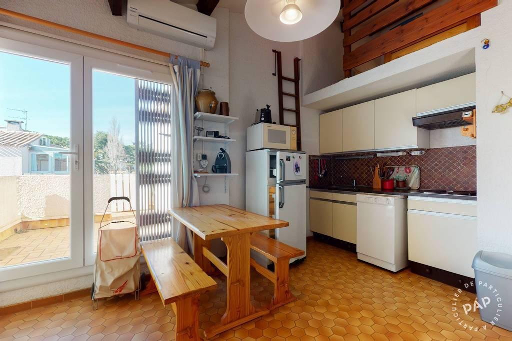Appartement 95.000€ 28m² Saint-Cyprien (66750)