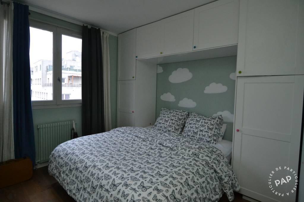 Vente Paris 18E (75018) 64m²