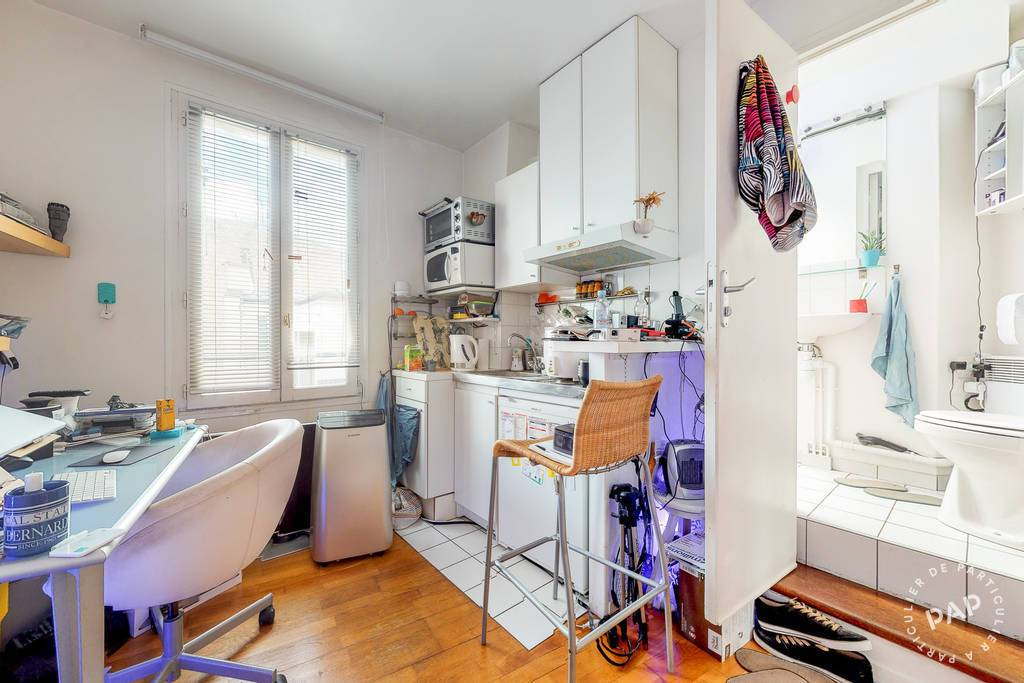 Immobilier Paris 5E (75005) 595.000 € 43 m²