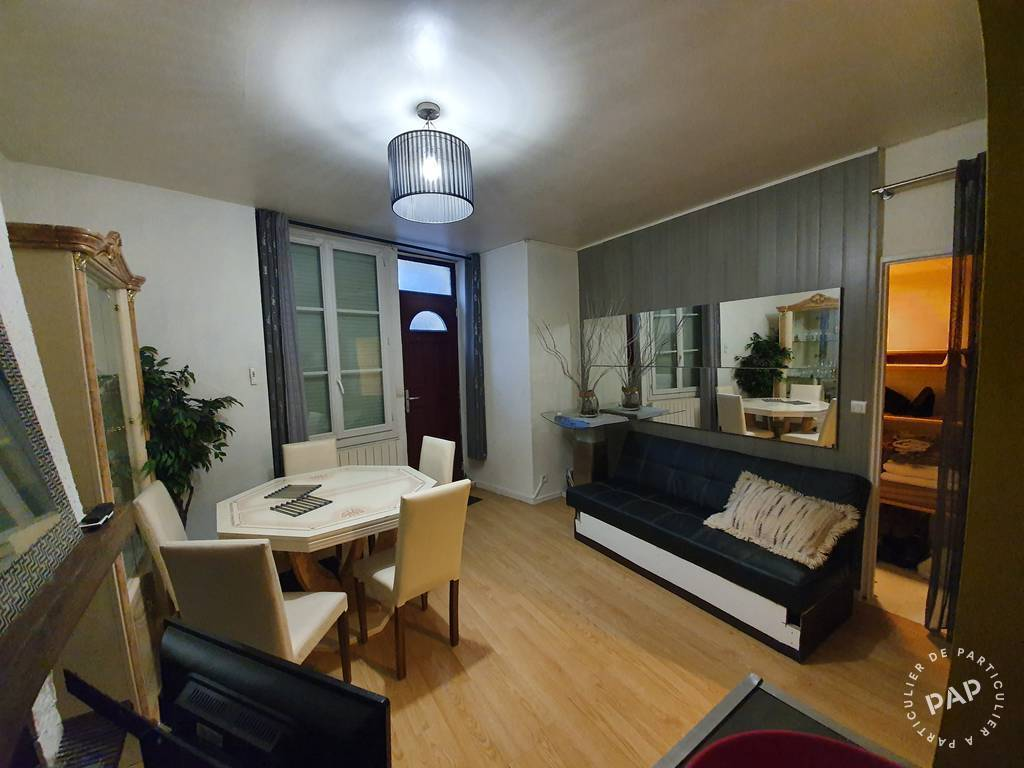 Immobilier Gonesse (95500) 660€ 32m²