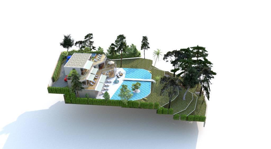 Immobilier Èze (06360) 2.750.000€ 300m²