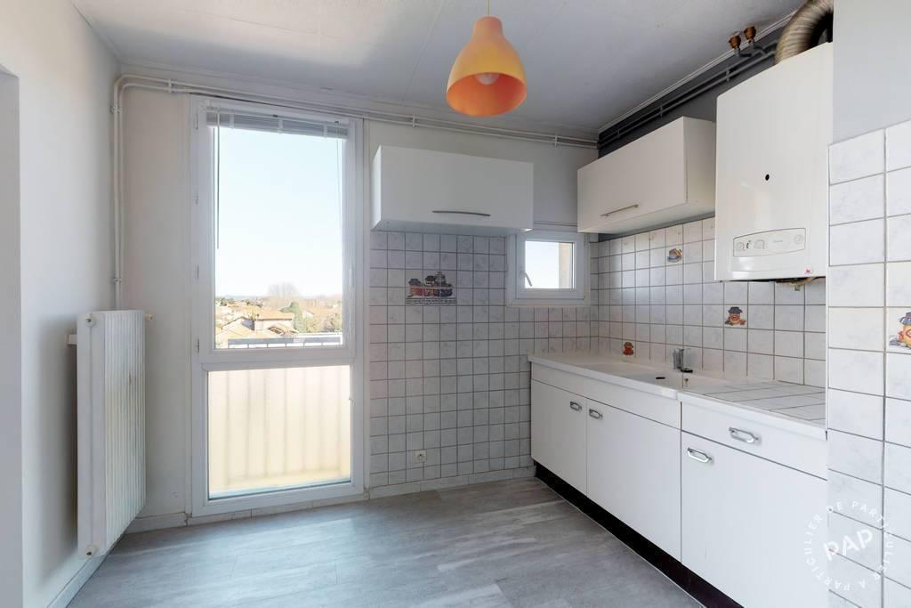 Immobilier Avec Garage Et Balcon - Arles (13200) 120.000€ 75m²