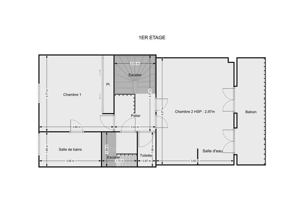 Vente Maison Bordeaux (33000) 125m² 770.000€