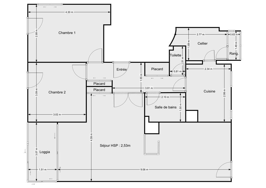 Vente Appartement Avec Garage Et Balcon - Arles (13200)