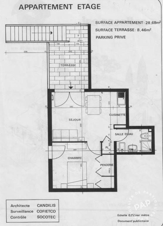 Vente Appartement Saint-Cyprien (66750)