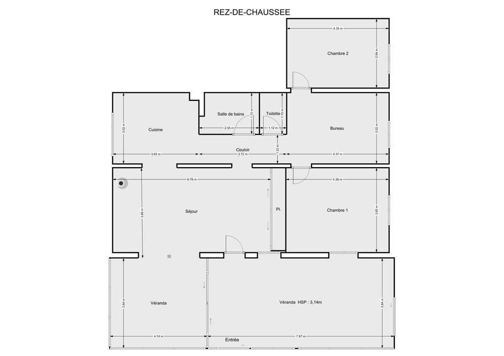 Vente immobilier 155.000€ Réquista (12170)