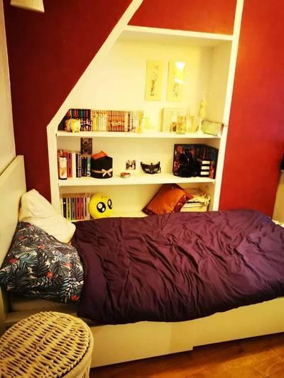 Location meublée appartement 5pièces 100m² Asnières-Sur-Seine (92600) - 1.990€