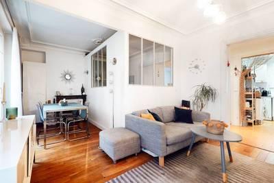 Vente appartement 2pièces 45m² Paris 18E (75018) - 549.000€