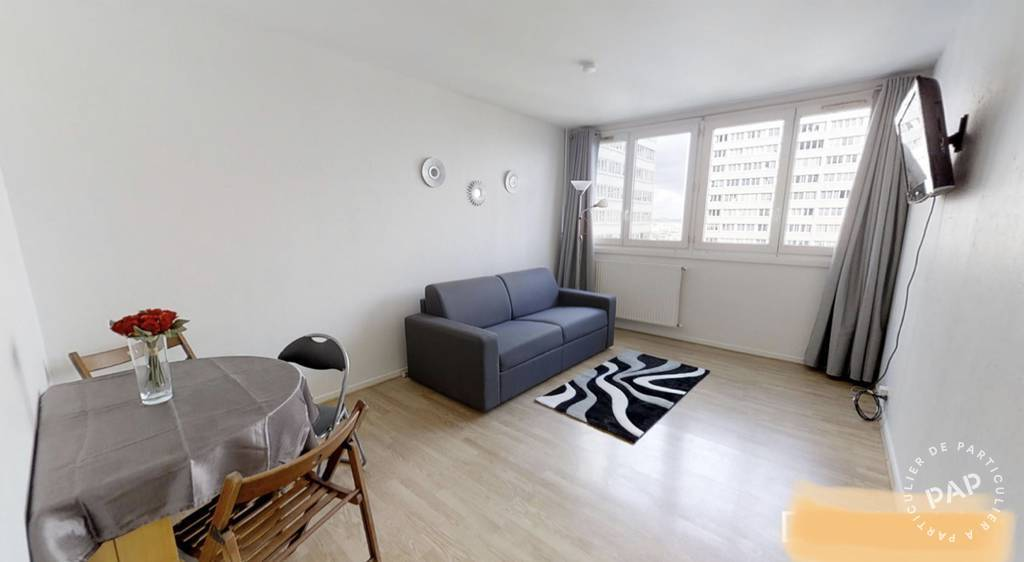 Location Appartement Paris 13E (75013) 29 m² 980 €