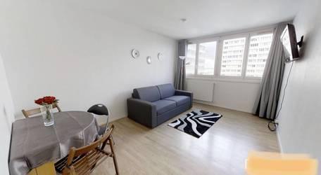 Location meublée studio 29m² Paris 13E (75013) - 980€