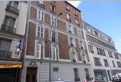 Location meublée appartement 3pièces 46m² Clichy (92110) - 1.450€