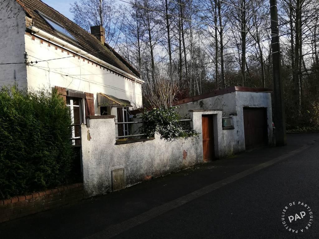 Vente maison 5 pièces Montigny-en-Gohelle (62640)