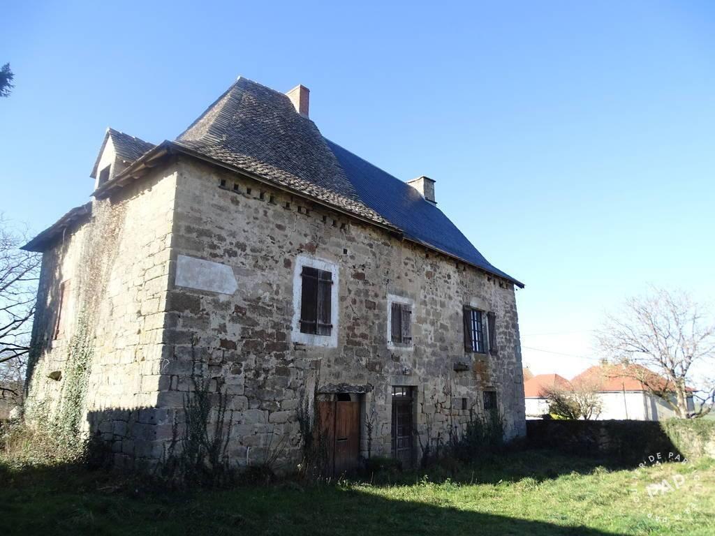 Vente maison 9 pièces Molières (46120)