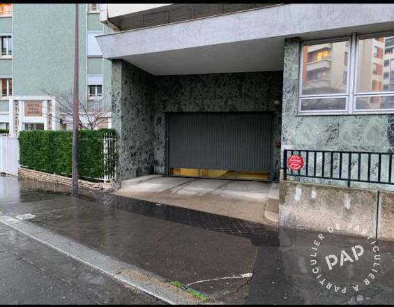 Location Garage, parking Paris 15E (75015)  120 €