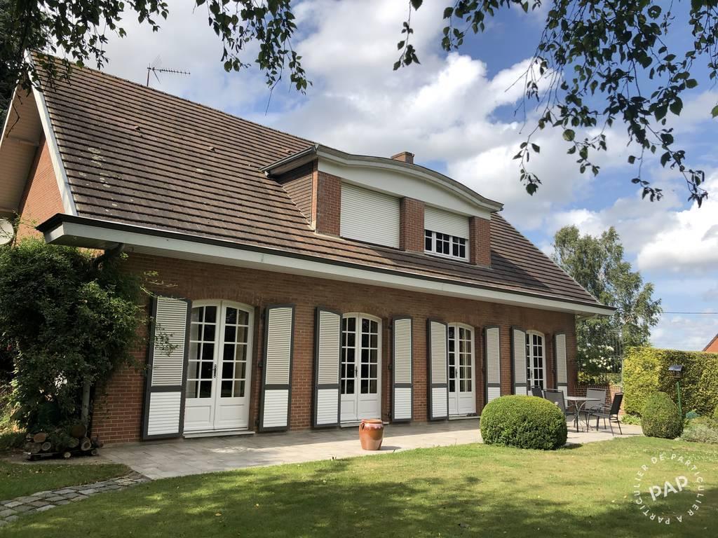 Vente maison 8 pièces Tatinghem (62500)