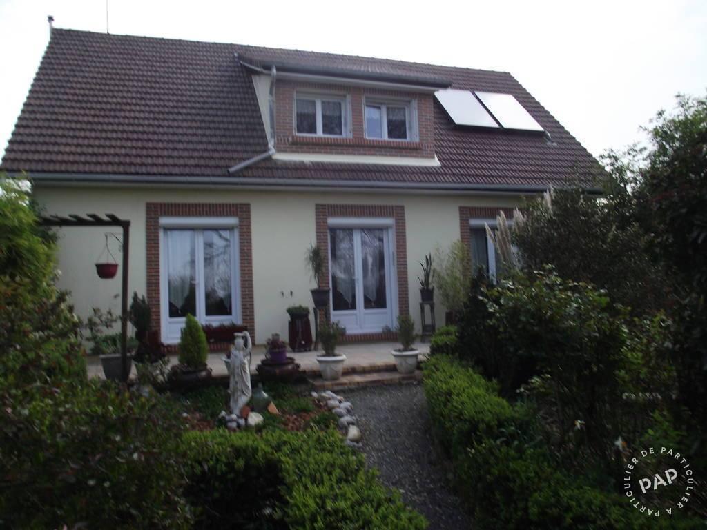 Vente Maison Verderel-Lès-Sauqueuse (60112) 120m² 250.000€