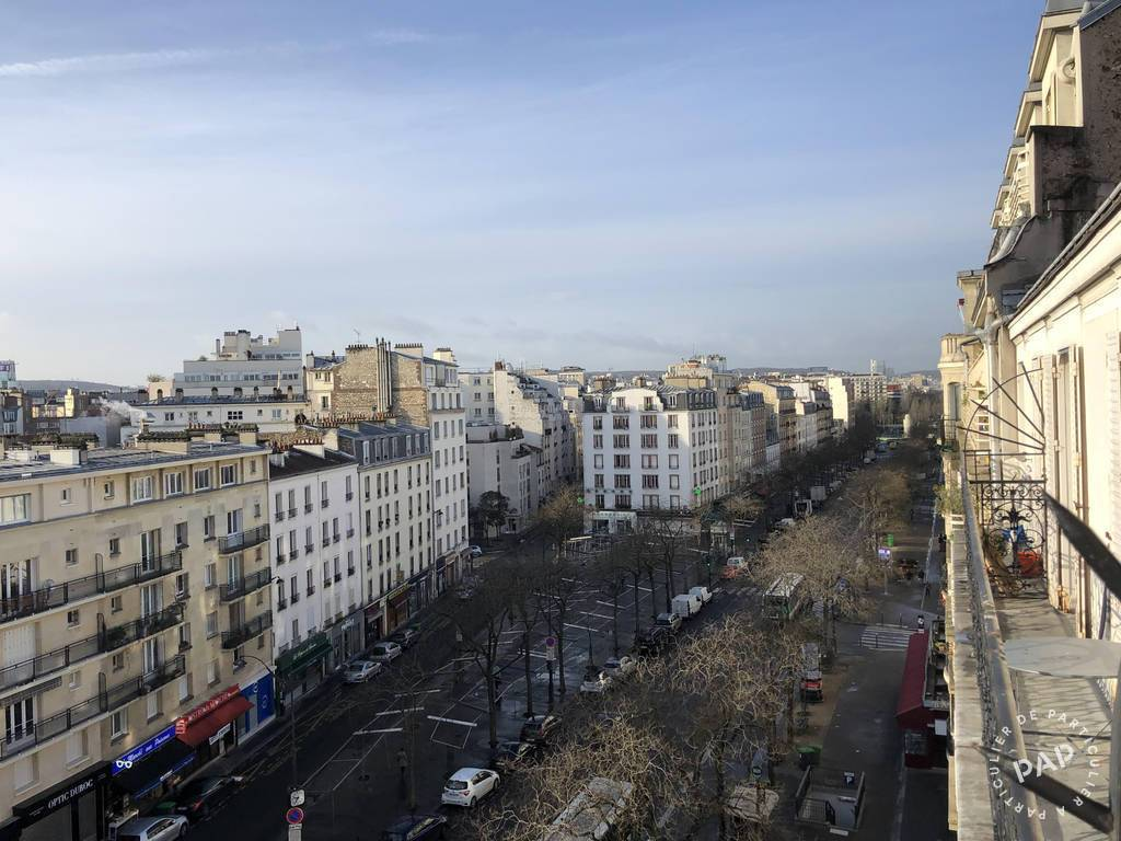 Vente appartement 2 pièces Paris 16e
