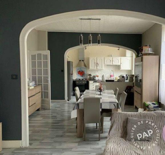 Vente appartement 5 pièces Toul (54200)