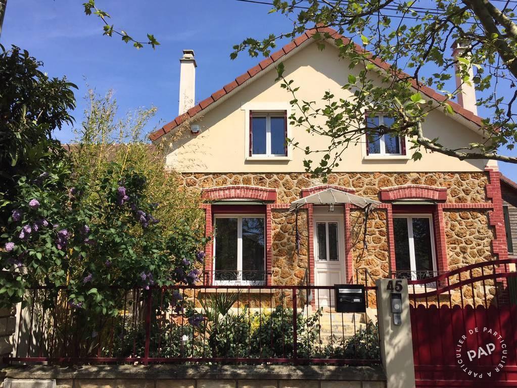 Vente Maison Montesson (78360) 108m² 615.000€