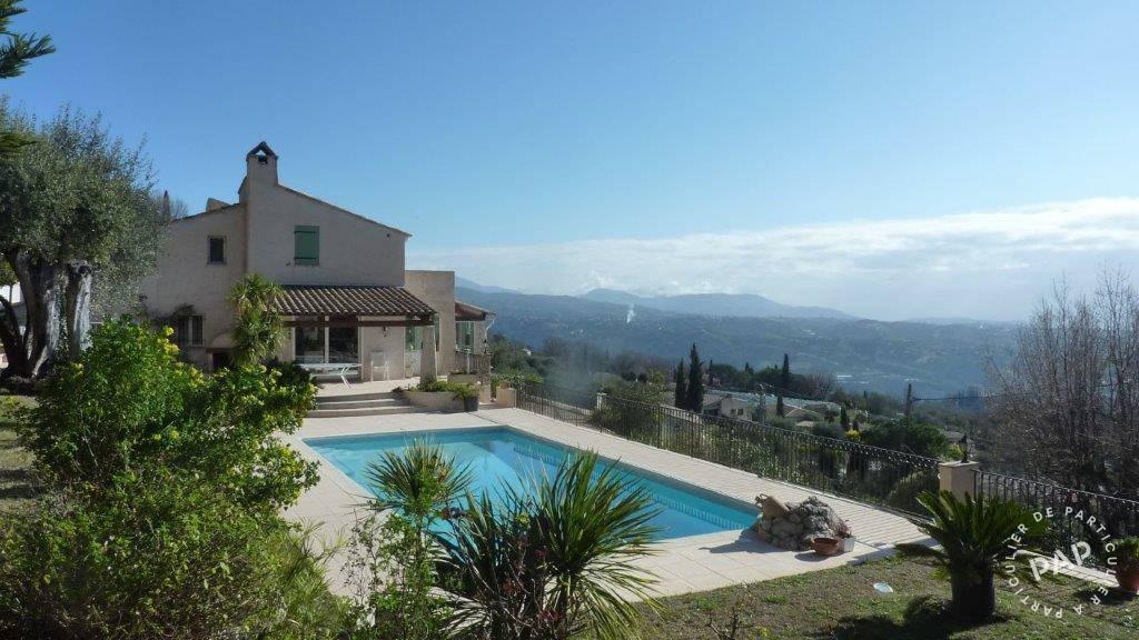 Vente Maison Saint-Jeannet (06640) 215m² 895.000€