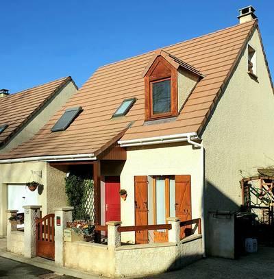Vente maison 116m² Saint-Germain-Lès-Arpajon (91180) - 340.000€