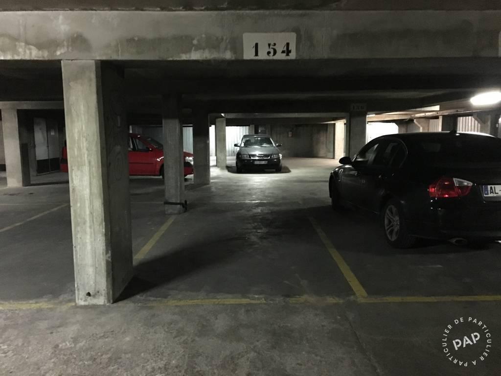 Vente Garage, parking Paris 20E (75020)  24.000€