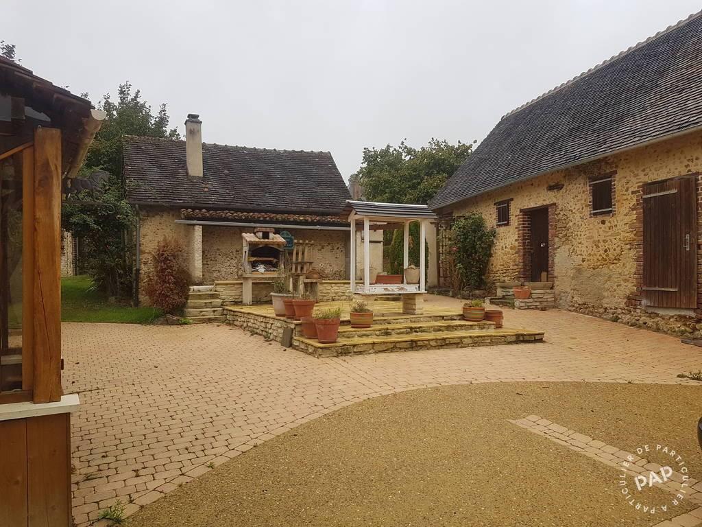 Vente maison 5 pièces Valennes (72320)