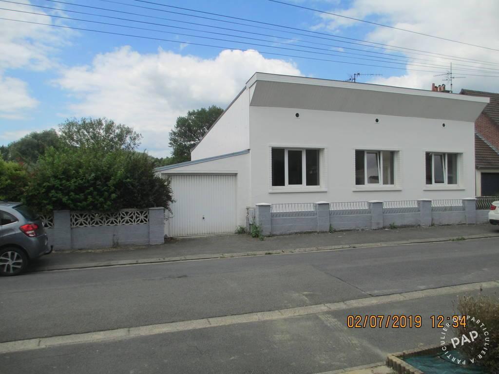 Vente Maison Râches (59194) 80m² 160.000€