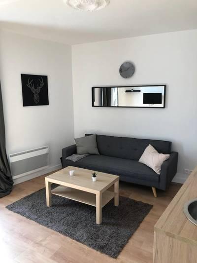 Location meublée appartement 2pièces 26m² Bois-Colombes (92270) - 1.065€
