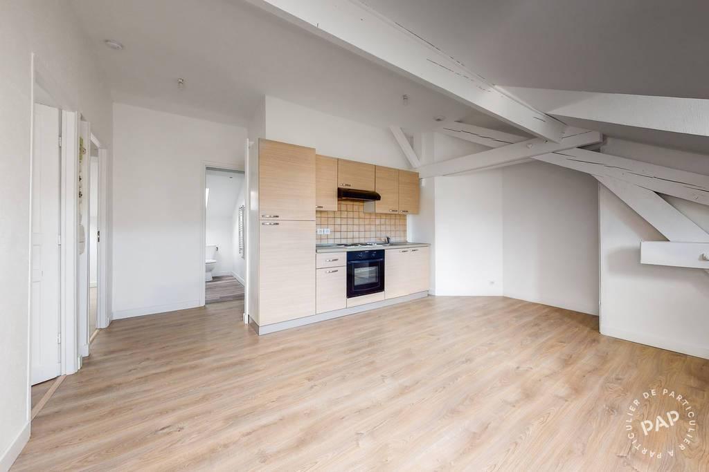 Vente appartement 3 pièces Bellegarde-sur-Valserine (01200)