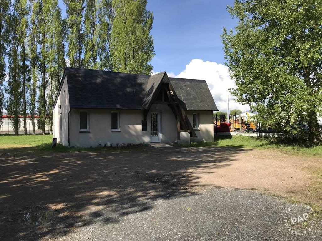 Vente Bureaux et locaux professionnels Beuzeville (27210) 70m² 160.000€