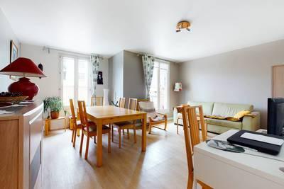 Vente appartement 3pièces 67m² Créteil (94000) - 238.000€