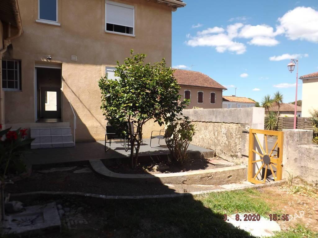 Vente maison 5 pièces Momuy (40700)