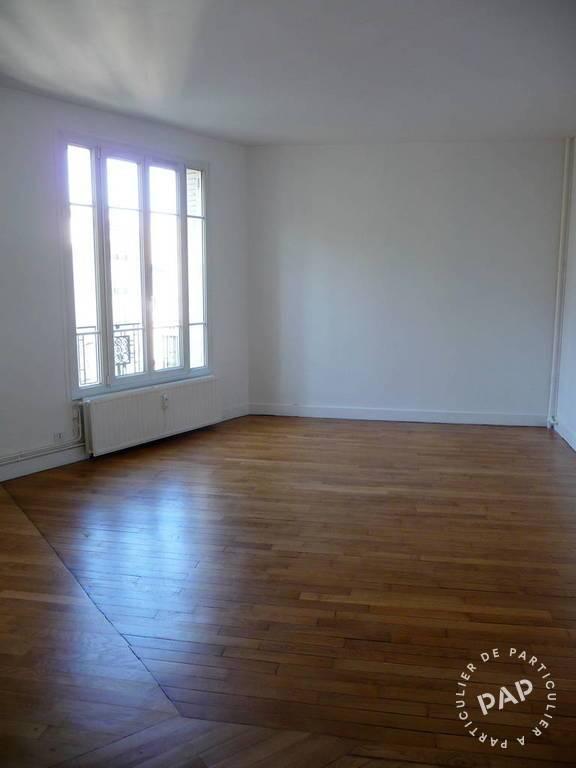 Location Appartement Levallois-Perret (92300) 53m² 1.750€